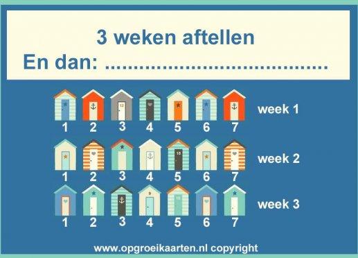 Voorkeur Gratis aftelkalenders - gratisbeloningskaart.nl #YX39