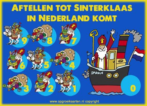 Favoriete Gratis aftelkalenders - gratisbeloningskaart.nl @OM27