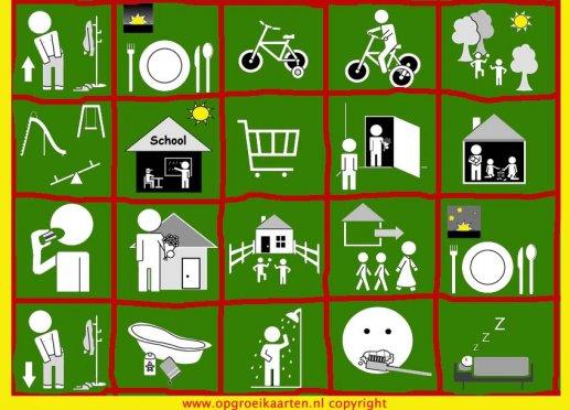 Fonkelnieuw Gratis pictogrammen - gratisbeloningskaart.nl MW-99