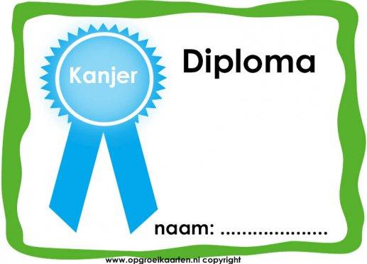 Gratis Diploma S Gratisbeloningskaart Nl