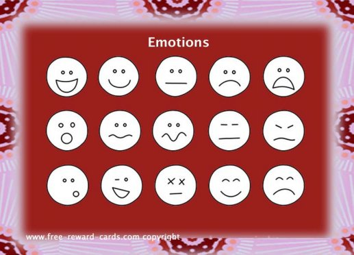 emotion card 3
