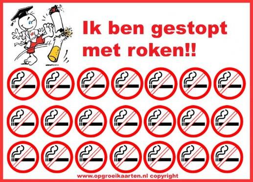 Beloningskaart Stoppen Met Roken Gratisbeloningskaart Nl