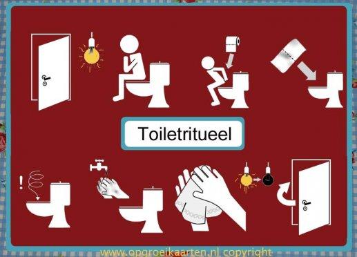 wc borstel gebruiken
